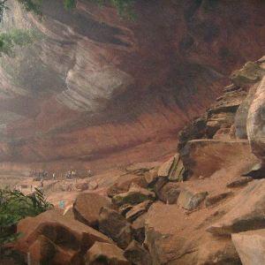 赤水丹霞·红石野谷景区旅游景点攻略图
