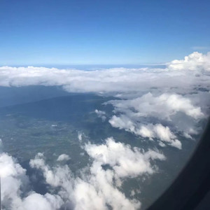 雅加达游记图文-印尼之行   大海蓝、凤凰红