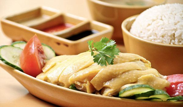 Five Star Hainanese Chicken Rice