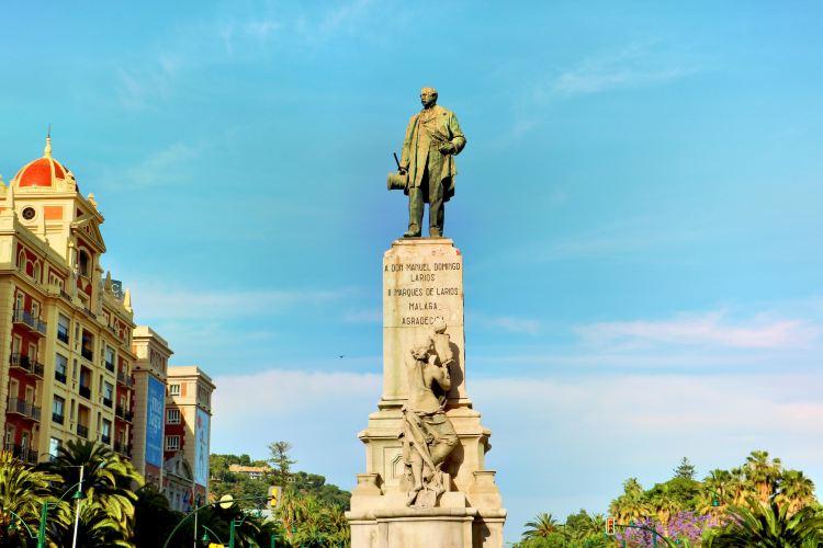 Larios Monument