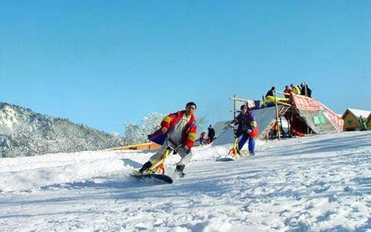 牡丹峰滑雪場