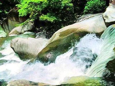 Longtangou Scenic Area