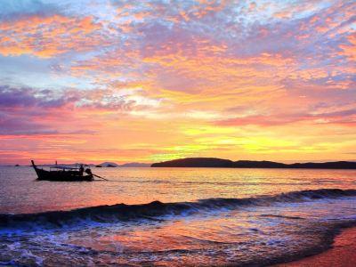 아오낭 해변