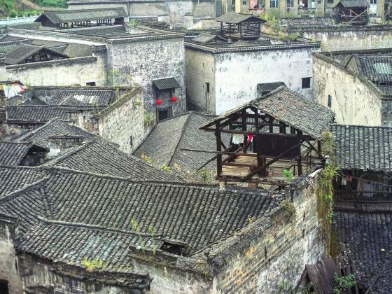 Hongjiang Ancient City