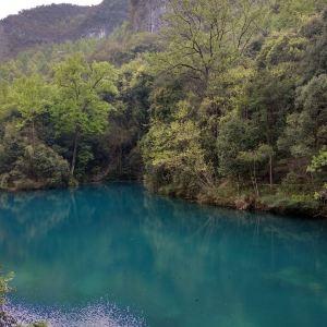 鸳鸯湖旅游景点攻略图