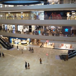 世纪汇广场旅游景点攻略图
