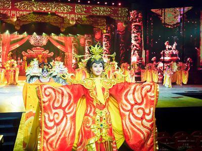 Jiuzhai Ancient Love
