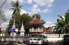 带你去老挝万象的西萨革寺 Sisaket Museum