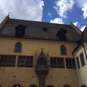 雷根斯堡老市政厅旅游景点攻略图