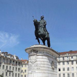 葡萄牙广场旅游景点攻略图