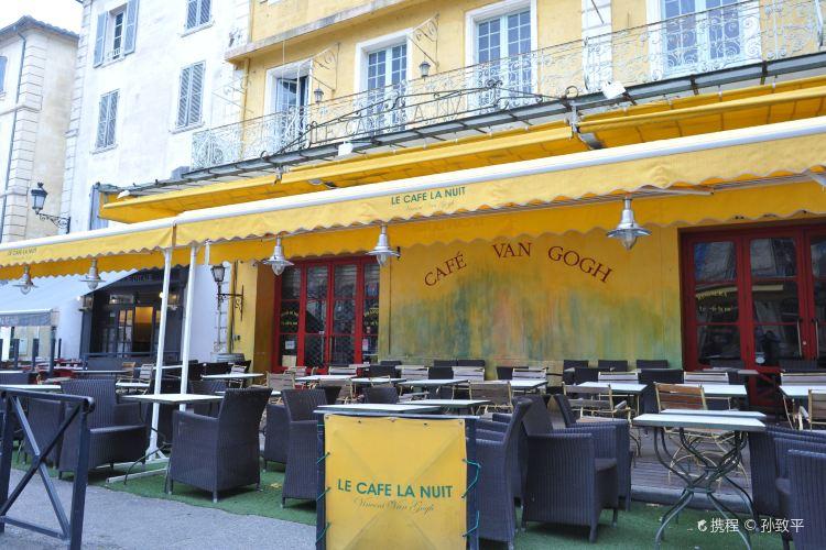 梵高咖啡館1