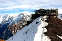 乘坐阿尔卑斯山最长空中索道,玩转雪朗峰,与特工007来次完美合影