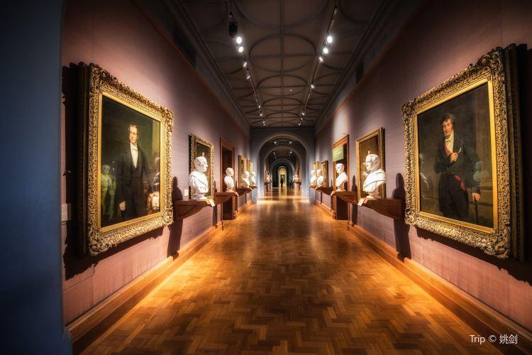 영국 국립 초상화 미술관1