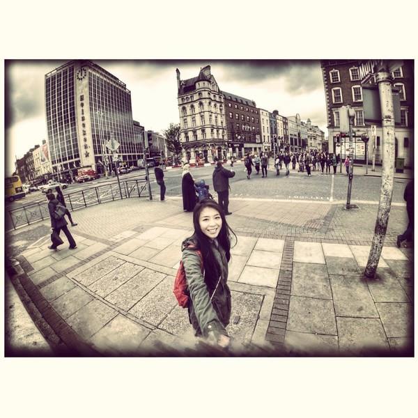 90后女生一个人闯欧洲——教你一个人自拍出大片!【完结,已更新自拍心得】 - 爱丁堡游记攻略【携程攻略】