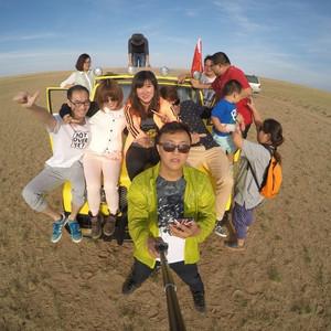 苏尼特右旗游记图文-内蒙古苏尼特右旗自驾穿越原始草原、戈壁、沙漠无人区原生态之旅