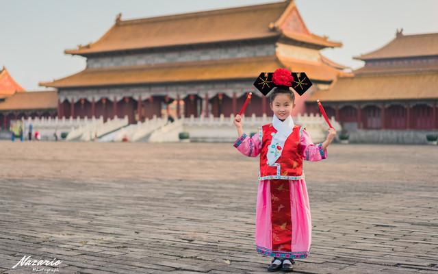 【周末横店亲子游】从紫禁城到凤凰谷,带孩子一起穿越时光!