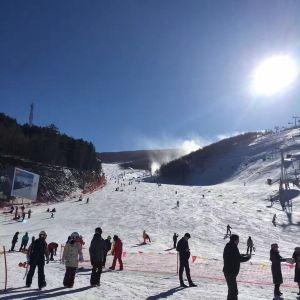 万龙滑雪场旅游景点攻略图