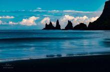 探寻鬼魅的冰岛黑沙滩