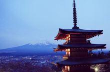 樱季赏花之🌸富士山🌸