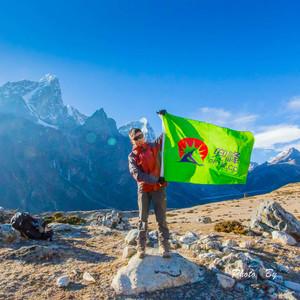 昆布游记图文-探访世界之巅——#尼泊尔#EBC珠峰大本营环线系列之风景篇