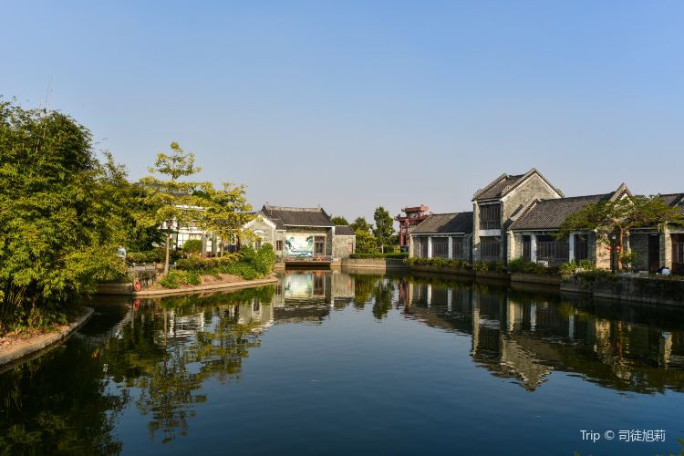 Lingnan Impression Park1