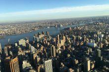 从美国帝国大厦往下看的风景。