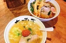 #美食林#大悦城·拉面竞技馆,在拉面汤里遨游