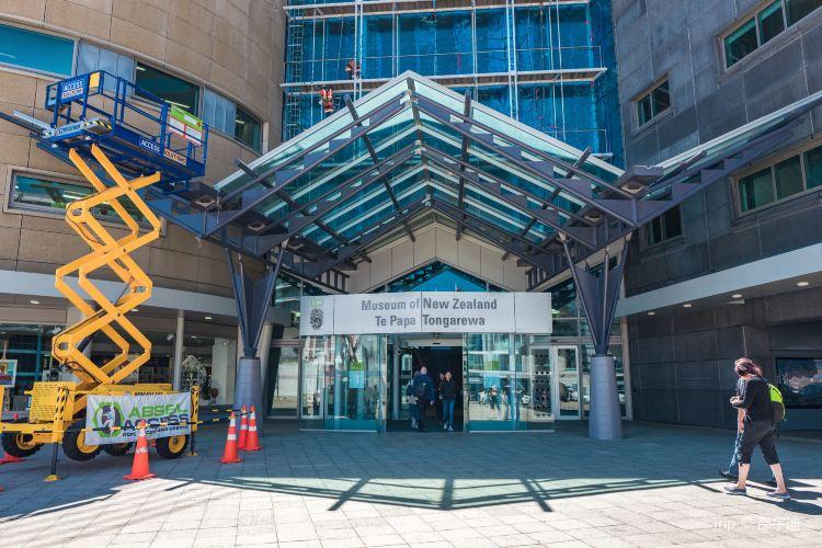 紐西蘭國家博物館1