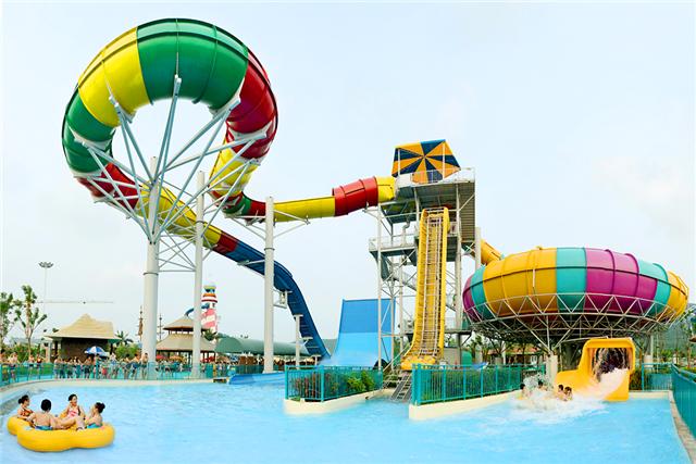 Xuzhou Paradise Caribbean Water World2