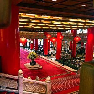圆山大饭店旅游景点攻略图