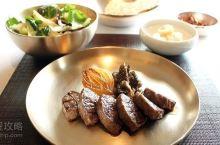 首尔韩国料理美食林三星餐厅——罗宴