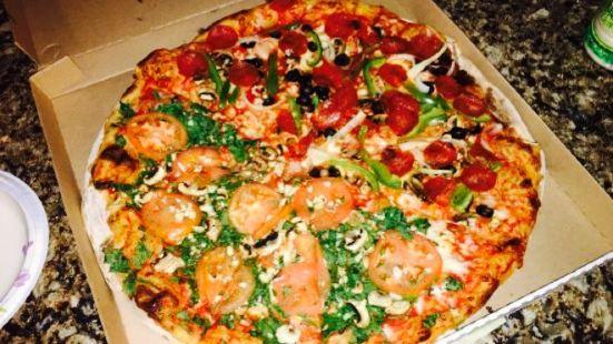 Boston's North End Pizza Bkry