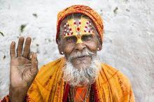 """尼泊尔印象-------苦行僧--------(烧尸庙实拍) 苦行僧……是指早期印度一些宗教中以""""苦"""