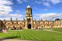 牛津大学基督学院---哈利波特迷的朝圣之地