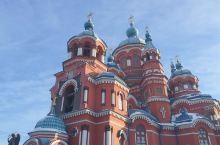 伊尔库茨克的教堂