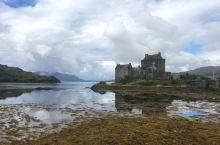 沿途去了EleanDonanCastle,翻译成伊莲朵娜城堡,这是建于十三世纪,用来抵御维京海盗
