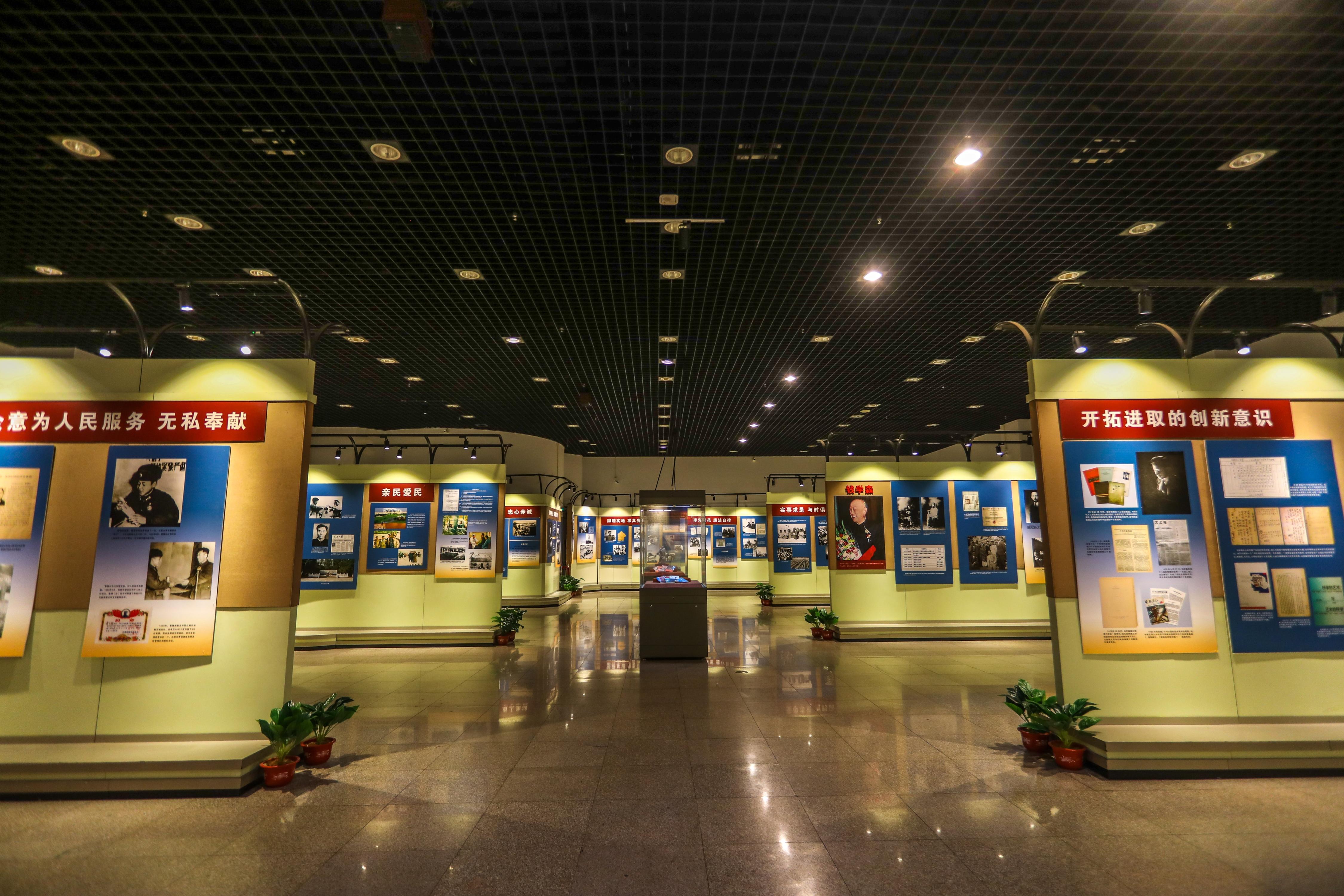 平津战役纪念馆旅游景点图片