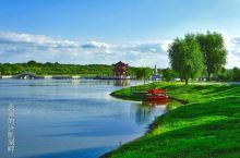 美丽的兴凯湖畔