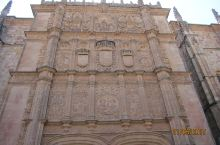 萨拉曼卡大学Universidad de Salamanca (40.961473, -5.6673