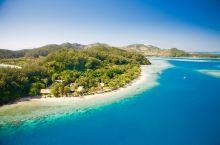 免签!人少,好玩!斐济 | 天堂的定位,世界上迎来第一缕阳光的地方