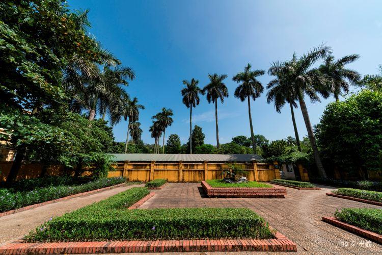 Ho Chi Minh's Stilt House3