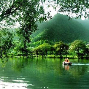 阳坝自然风景区旅游景点攻略图