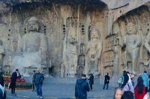 不朽的龙门        神奇的石窟