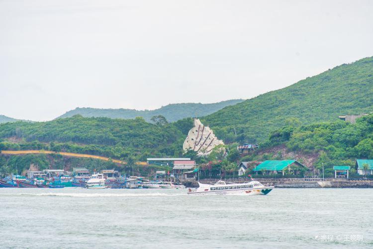 Hon Mieu Island2