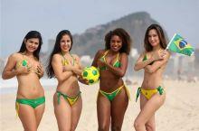 巴西奥运估计药丸!可里约の热辣美女海滩,值得咱冒绳命危险去Lang一圈儿!