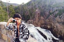 黄石公园·黄石下瀑布