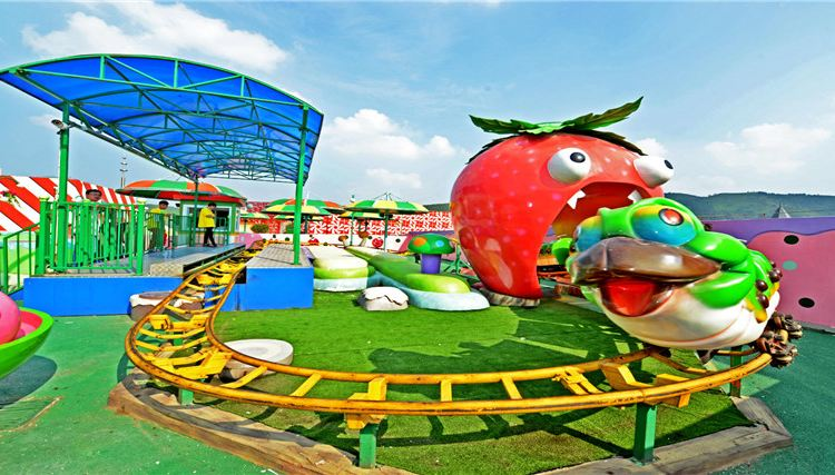 Xuzhou Amusement Land Candy World3
