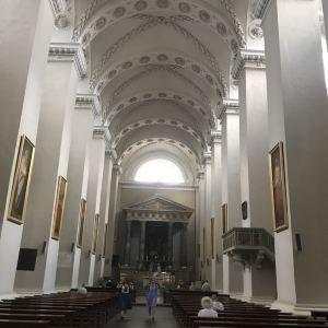 维尔纽斯大教堂旅游景点攻略图