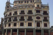 #嗨翻小长假#汕头的老城,处处都在整修老房子