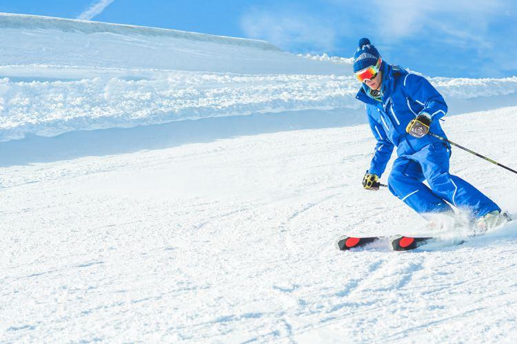 聖莫里茨滑雪場3